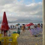 desde la posada Beira Mar