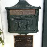Historical Register & Mailbox