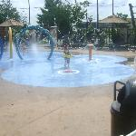 Spray ground for kids