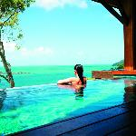 Windward Plunge Pool, qualia