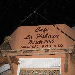 Café La Habana Sucursal Progreso