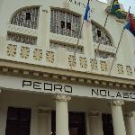 Museu Ferroviário em Vila Velha/ES - Fachada