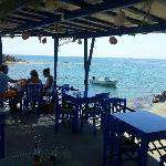 Fotis tavern 5 mins. walking distance