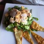 Amazing Chicken Caesar Salad