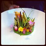 Main Course - Summer Vegetables