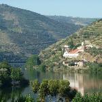 En zoomant un peu sur le Douro...