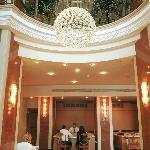 5 Star Reception/lobby