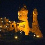 hotel Goreme kaya Turchia