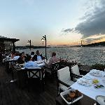 Del Mare Boğaz + Balık +Manzara