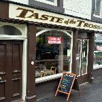 Taste of the Trossachs is a family run business