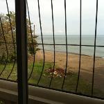 vistas al mar desde la habitación