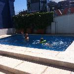 Pool ( Dachterrasse)
