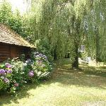 Jardin du Cottage - Le chalet