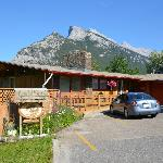 Wits End Bed and Breakfast Banff, Alberta