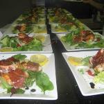 mouthwatering Gamberoni