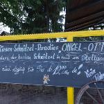 Onkel Otto - Das XXL Schnitzelparadies Foto