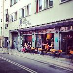Cph downtown with bar