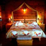 The Honeymoon Chalet