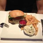 Burger ($10.5)