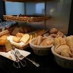 【コールドビッフェ】各種パン