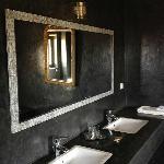 Salle de bain (suite grise)