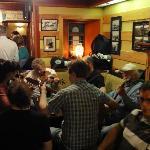 Pub Session at the Kilcar Fleadh
