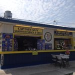 Φωτογραφία: Captain Gus' Sandwich Shack & Grill
