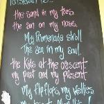 A wee poem!