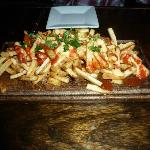 Handcut fries with housemade ketchup and aioli
