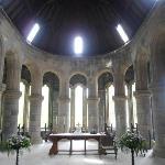 Interior Pillars
