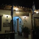 Semiramis, Adamas, Milos Island, Greece