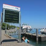 Lake Constance marina