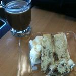 Cinnamon Cake & Coffee