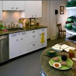 1956  St, Charles kitchen appeared on Fine living Network - Sheila Bridges show