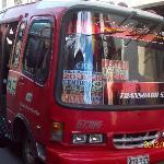 ônibus aqui se chama buceta.fiquei dentro o dia todo