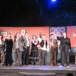 A Toast to the Twentieth Century-- Picasso at the Lapin Agile