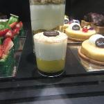 Dessert at Bubo