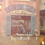Pintura do Restaurante