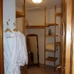 Odyssey Room Closet / Welcome Robes
