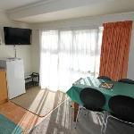Ground floor one bedroom unit