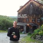 Barn restaurant - great VT destination!