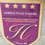 Classified as a 4-star hotel by Quebec