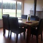 Blue Wren dining room