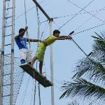 Trapeze Circus for all ages
