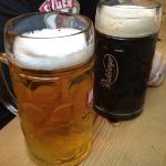 beer by the litre...also available in das boot!