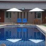20m. Pool at Lanna Thai Villa