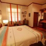 Typical Bedroom at Lanna Thai Villa