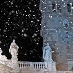 15  agosto nevica a roma