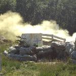 Smoke screen cover