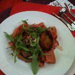 Serano Ham & Celeriac Coleslaw